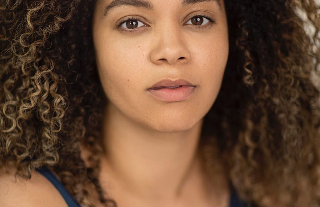 Young Seychelloise- Actress Aisha Toussaint