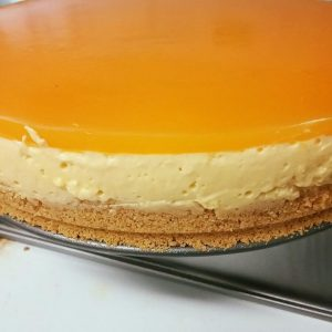Recipe-No Bake Mango Cheese Cake