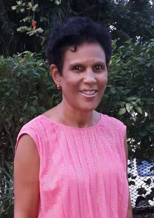 I am a Breast Cancer Survivor- Betty Alcindor