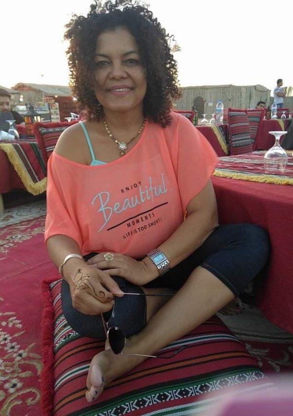 Inspirational life – Farida Camille