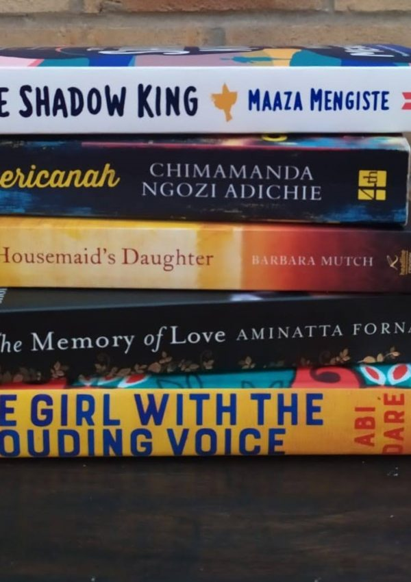 Five Books to Take you on an African Tour