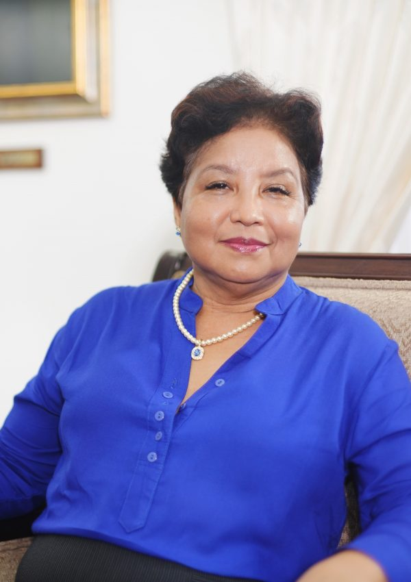 In her own Words- Linda Ramkalawan-First Lady of Seychelles