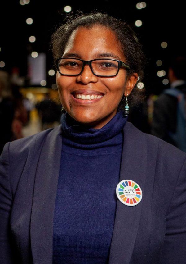 A Young CEO's Journey-Angelique Pouponneau