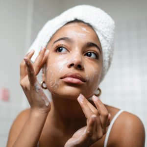 The Best Skincare Routine for Your age.